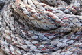Free Coiled Rope Stock Image - 35016811