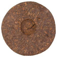 Free Pressed Chinese Puer Tea Stock Image - 35019261