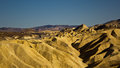 Free Sunset At Zabriskie Point, Death Valley Royalty Free Stock Image - 35023216