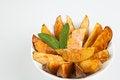 Free Spanish Tapas. Patatas Bravas. Stock Photo - 35023350