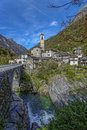 Free Lavertezzo Verzasca View Stock Photos - 35027353