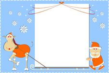 Free Christmas Card Stock Images - 35023984