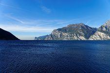 Free Lake Garda Morning Royalty Free Stock Photo - 35026085