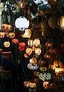 Free Lantern Shop Stock Images - 35048224