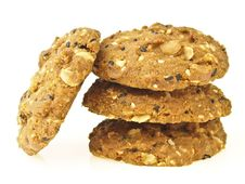 Free Mix Stack Cookies Stock Images - 35045784