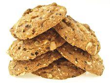 Cookies Tree Royalty Free Stock Photos