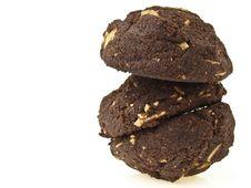 Brownie On Ball Stock Photos