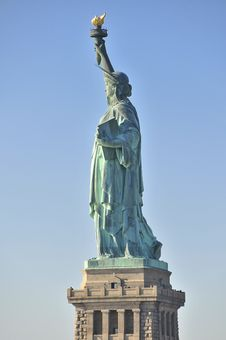 Liberty Statue, N.Y. Stock Image
