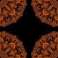 Free Vector Ornamental Background. Stock Photos - 35052083