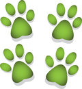 Free Footprint Of An Animal Royalty Free Stock Photo - 35054625