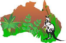 Free Continent Australia Stock Photos - 35058103