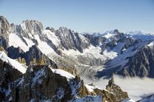 Free Alps Royalty Free Stock Photography - 35062207