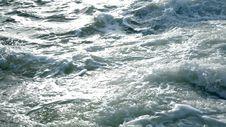 Free Raging Sea Stock Photos - 35064793