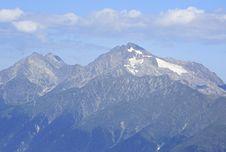 Free Peak Chugush. Royalty Free Stock Images - 35064979