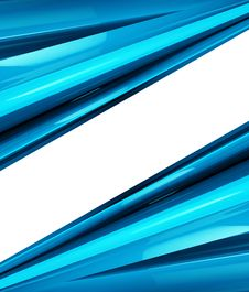 Free Blue Abstract Background Royalty Free Stock Photography - 35066117