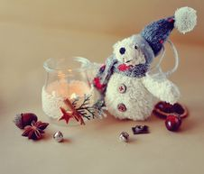 Free Christmas Composition Stock Photos - 35069143