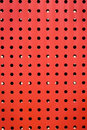 Free Red Steel Plate Background Royalty Free Stock Photos - 35070198
