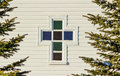 Free A Church Window Stock Photography - 35079492