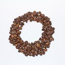 Free Coffee Frame Royalty Free Stock Image - 35075026
