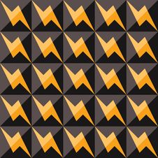 Free Seamless Vintage Pattern Stock Image - 35077441