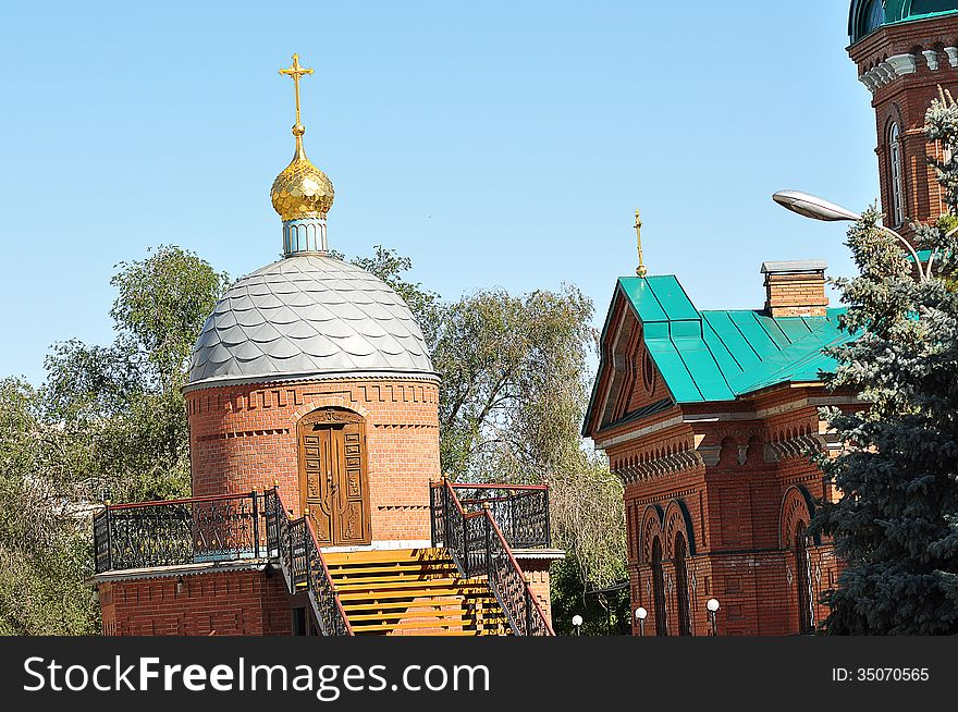 NIKOLSKY Cathedral fragments