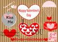 Free Happy Valentine Stock Photography - 35082752