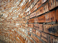 Free Brick Wall With Cyrillic Names Stock Image - 35088201