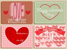 Free Happy Valentines Day Royalty Free Stock Photo - 35091065