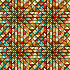 Free Сolor Geometric Background Stock Photos - 35091853