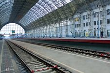 Free Covered Railway Station Stock Images - 35095564