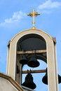 Free Orthodox Belltower Royalty Free Stock Photos - 3511788