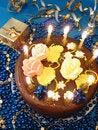 Free Celebratory Table Royalty Free Stock Photo - 3514285