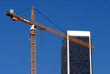 Free Crane Stock Images - 3510304