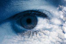 Free Blue Eye Royalty Free Stock Images - 3511749
