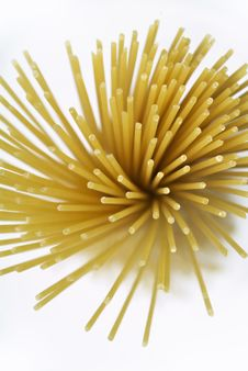 Free Looking Down On Pasta Royalty Free Stock Photos - 3512198