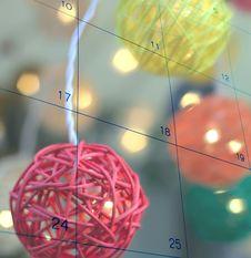 Free Calendar Stock Image - 3512641