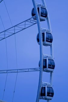 Free Ferris Wheel Stock Photo - 3513030
