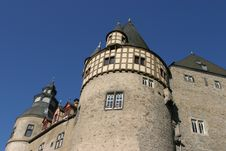 Free German Medieval Castle Royalty Free Stock Photo - 3515025