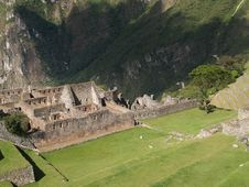 Free Machu Picchu Royalty Free Stock Photo - 3515535