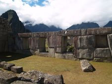 Free Machu Picchu Royalty Free Stock Photos - 3515578