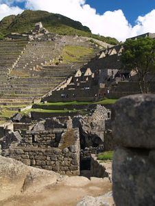 Free Machu Picchu Royalty Free Stock Photography - 3515667