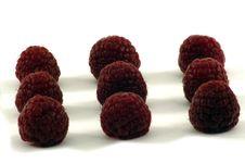 Free Raspberries Stock Images - 3515954