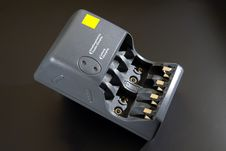 Free Battery Charger Royalty Free Stock Photos - 3516898