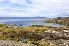 Coastline Landscape Royalty Free Stock Photos