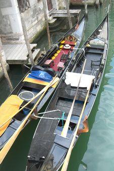 Free Venice Gondola2 Royalty Free Stock Image - 3517146