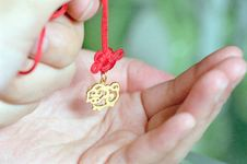 Free Chinese Style Gift, Knot Stock Photo - 3517890