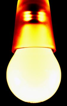 Free Nuclear Lightbulb Stock Photo - 3518460