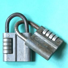 Free Old Locks; Stock Photography - 3519692