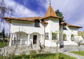 Free Cottage Front View &x28;Monastery Resort&x29; Royalty Free Stock Photos - 35102788