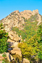 Free The Magnificent Peak Of Zu Mountain Stock Photo - 35107230